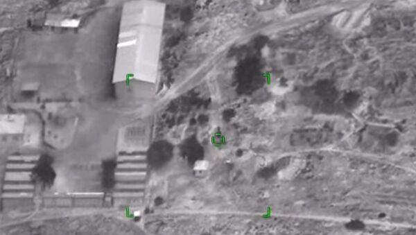 Уничтожен очередной зенитно-ракетный комплекс Армении  - Sputnik Азербайджан