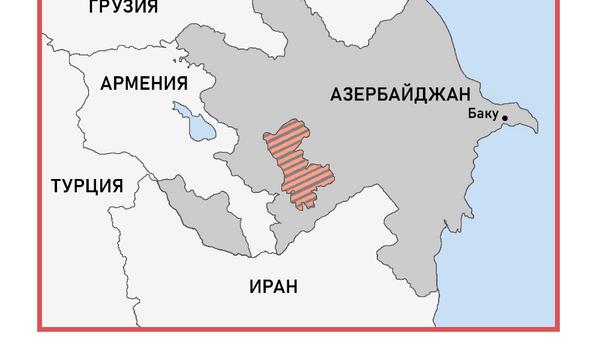 Инфографика: Действия ВС Армении против мирного населения Азербайджана - Sputnik Азербайджан
