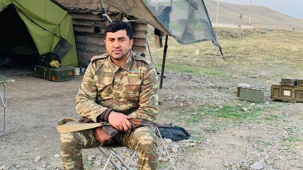 Vüqar Muradov - Sputnik Азербайджан