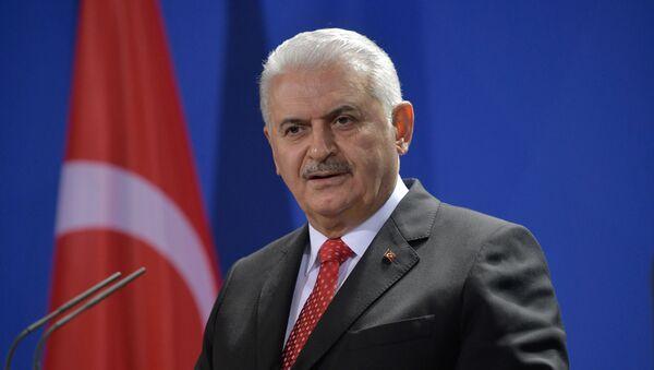 Binəli Yıldırım, arxiv şəkli - Sputnik Азербайджан