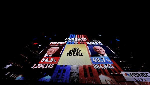 Президентские выборы в США, фото из архива - Sputnik Азербайджан
