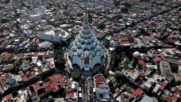 Вид на город Гвадалахара, фото из архива - Sputnik Azərbaycan