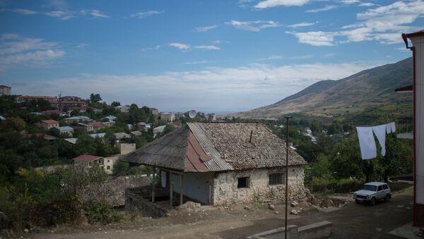 Гадрут, фото из архива - Sputnik Азербайджан