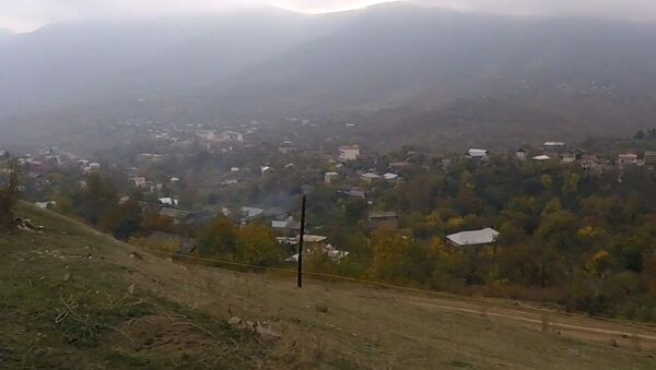 На территории Ходжавенда - Sputnik Azərbaycan