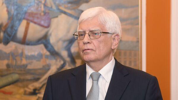 Посол РФ в Азербайджане Михаил Бочарников  - Sputnik Азербайджан