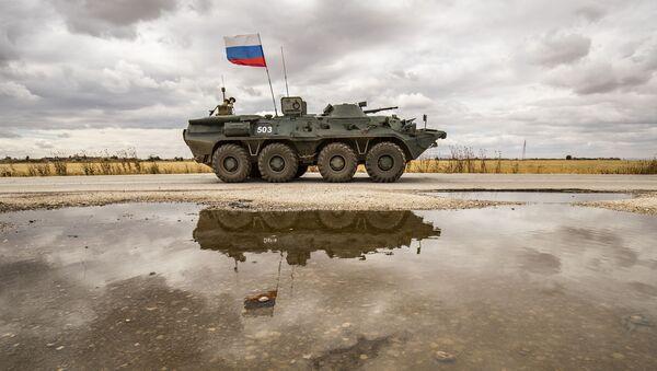 Российские миротворцы, фото из архива - Sputnik Азербайджан