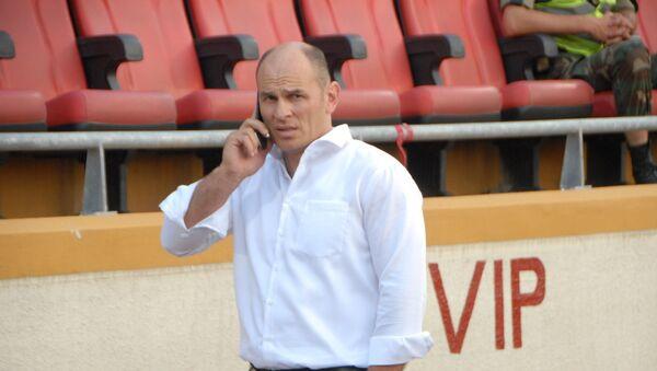 Руководитель футбольного клуба Габала Фариз Наджафов, фото из архива - Sputnik Азербайджан