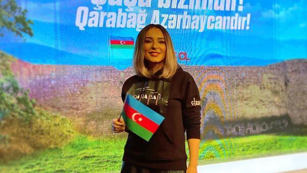 Тунзаля Агаева, фото из архива - Sputnik Азербайджан