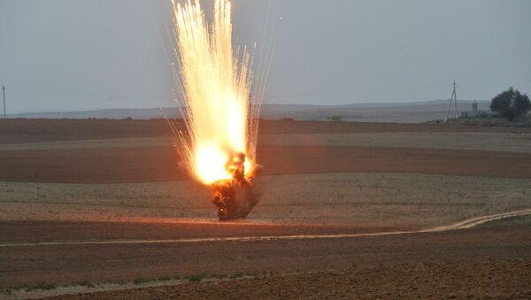Перешедшие под контроль Азербайджана территории Физулинского района - Sputnik Азербайджан