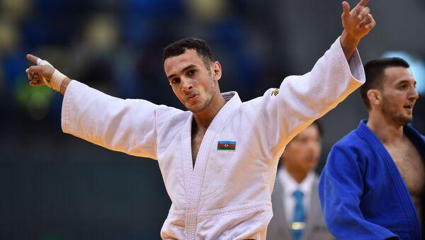 Орхан Сафаров, фото из архива - Sputnik Азербайджан
