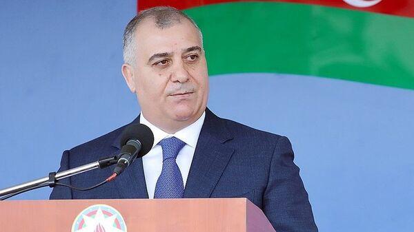 Dövlət Təhlükəsizliyi Xidmətinin rəisi Əli Nağıyev (cropped image) - Sputnik Azərbaycan