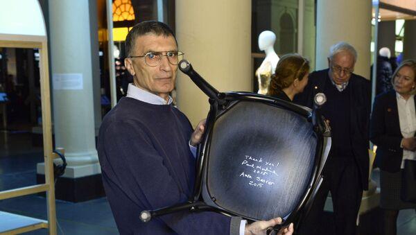 Азиз Санджар, фото из архива - Sputnik Азербайджан
