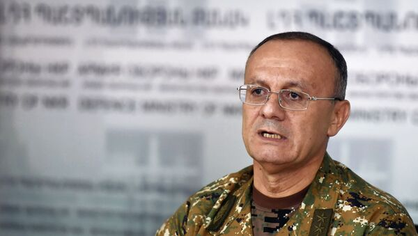 Сейран Оганян, фото из архива - Sputnik Азербайджан