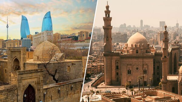 Почему Баку лучше Каира - Sputnik Азербайджан