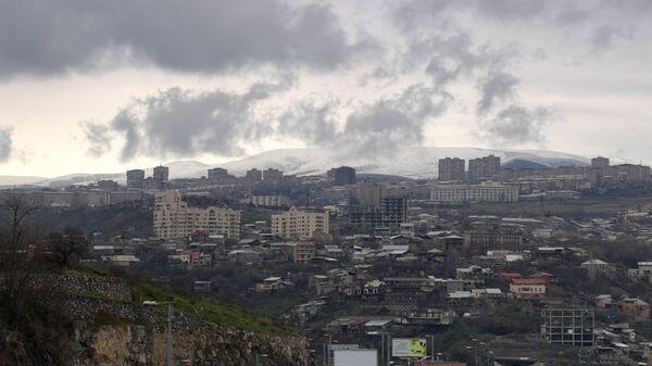 Вид на Ереван - Sputnik Azərbaycan