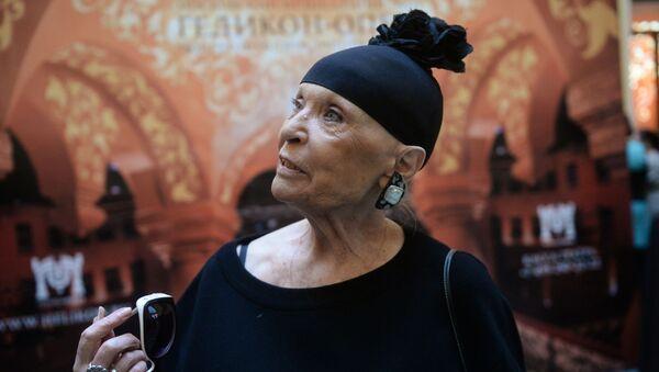 Актриса Светлана Светличная  - Sputnik Azərbaycan