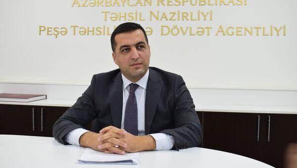 Ceyhun Kərəmov  - Sputnik Azərbaycan