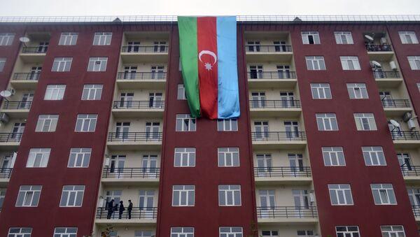 Lənkəranda mənzillər - Sputnik Азербайджан