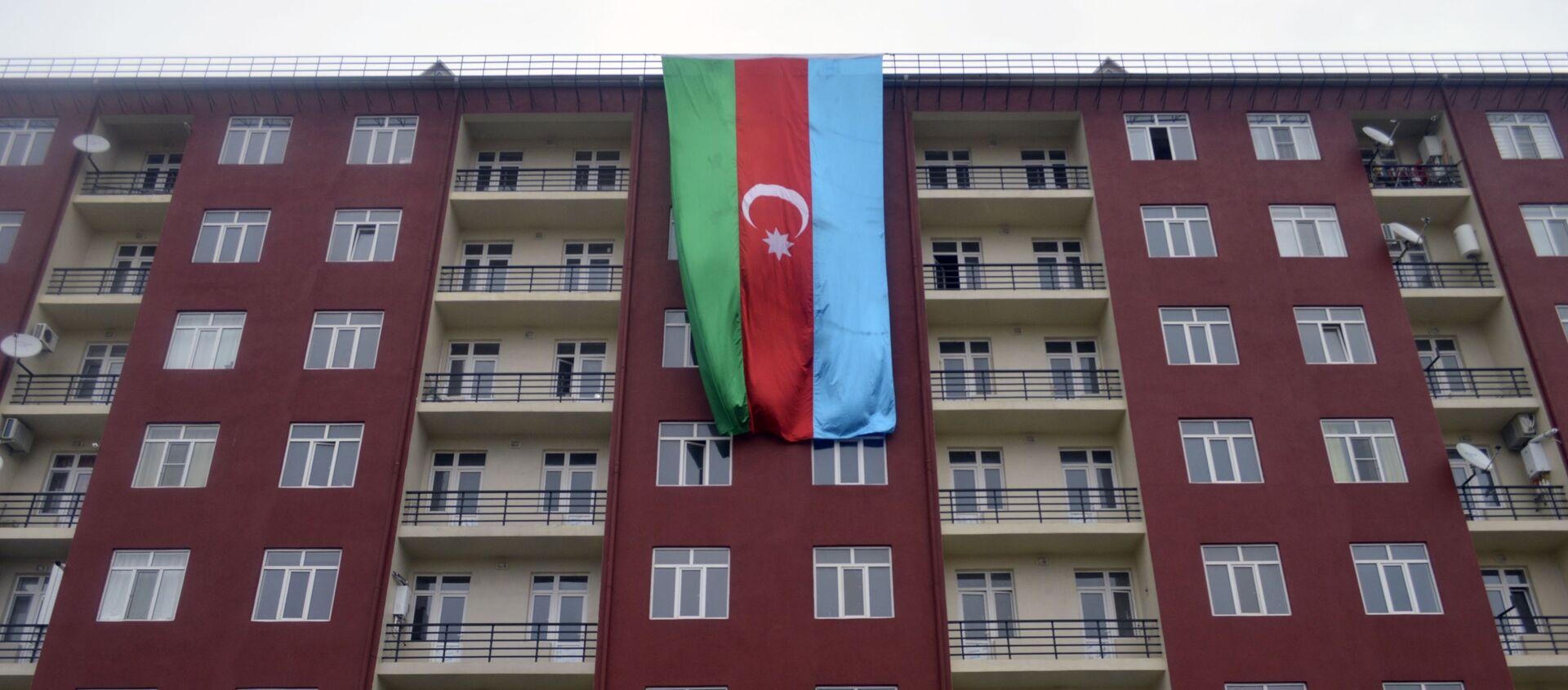 Lənkəranda mənzillər - Sputnik Азербайджан, 1920, 26.01.2021