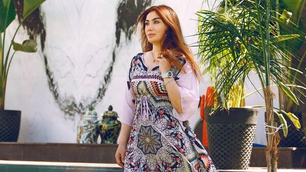 Рухи Алиева, фото из архива - Sputnik Азербайджан