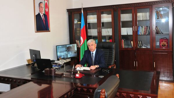Вахид Тагиев, фото из архива - Sputnik Азербайджан
