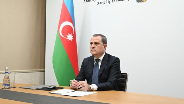 Джейхун Байрамов, фото из архива - Sputnik Azərbaycan