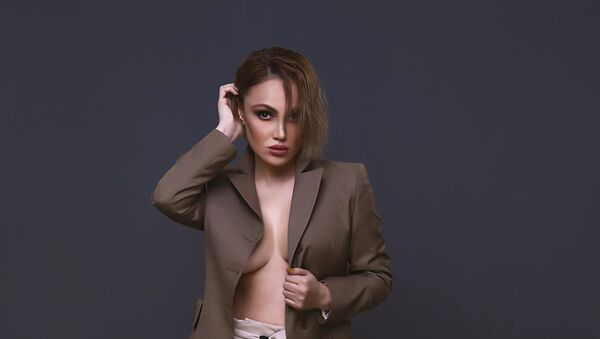 Известная азербайджанская певица Нура Сури, фото из архива - Sputnik Азербайджан
