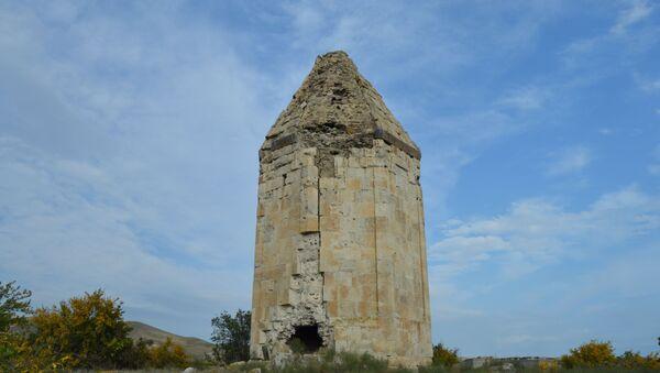 Мавзолей Йахйи ибн Мухаммеда ал-Хаджа - Sputnik Azərbaycan