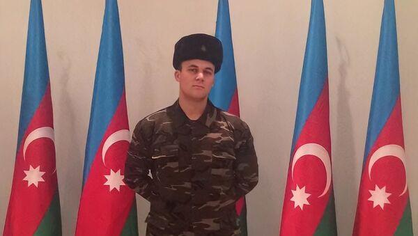 Yusifzade Xudayar - Sputnik Azərbaycan