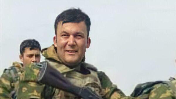 Yusifzade Xudayar - Sputnik Азербайджан