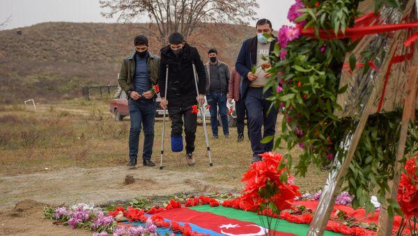 Nurlan Məmmədov - döyüş yoldaşı  - Sputnik Азербайджан