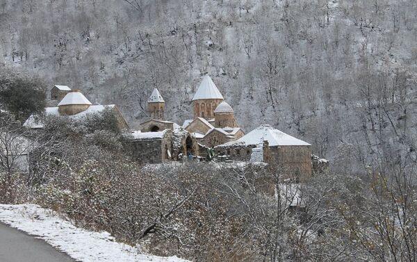 Монастырь Худаванг - Sputnik Азербайджан