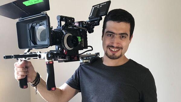 Юсиф Джафаров: путь в большое кино  - Sputnik Азербайджан