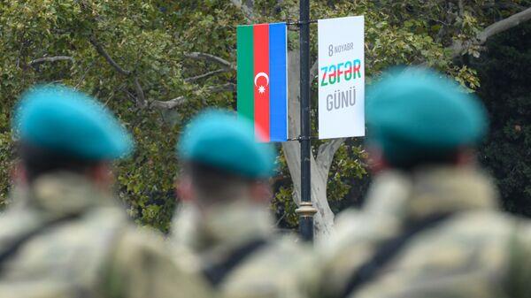 Bakıda parada hazırlıq - Sputnik Azərbaycan
