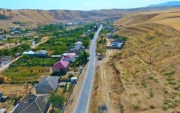 Восстановление автомобильной дороги Шабран-Амирханлы-Газбабалы - Sputnik Азербайджан