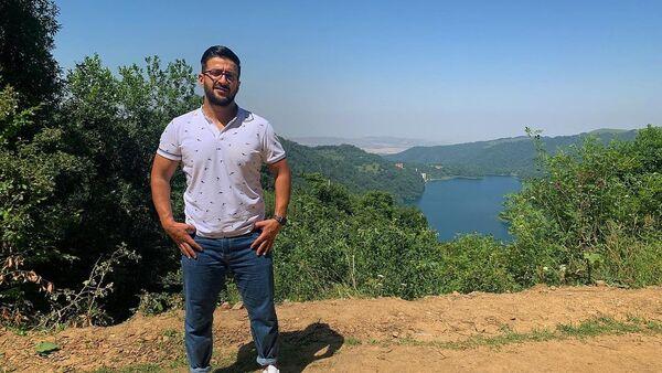 Abbas Bağırov, arxiv şəkli - Sputnik Azərbaycan