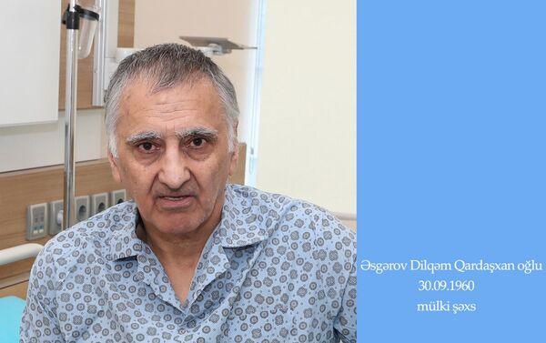 Дильгам Аскеров - Sputnik Азербайджан