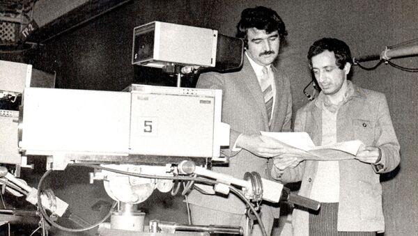 Fərhad Abdullayev  - Sputnik Azərbaycan