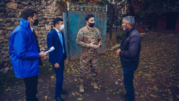 Yaşat fondu - Sputnik Азербайджан