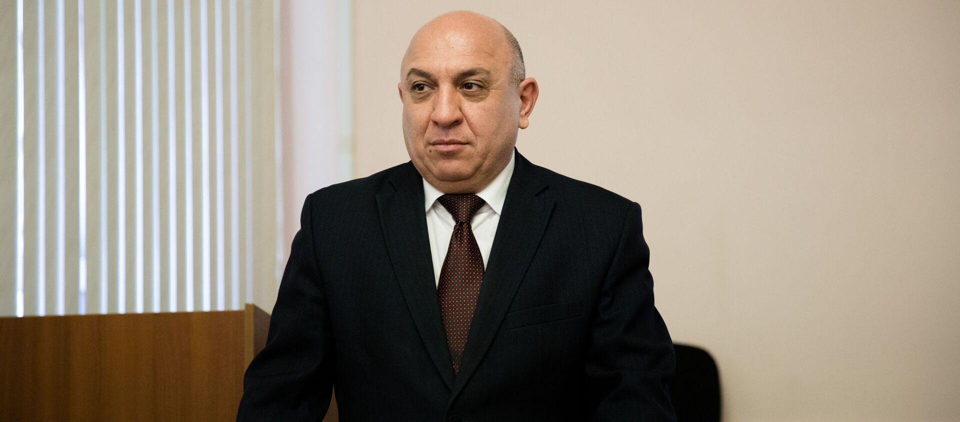 Эльнур Садыгов - Sputnik Азербайджан, 1920, 01.02.2021