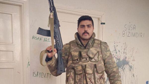 Аташ Гараев - Sputnik Азербайджан