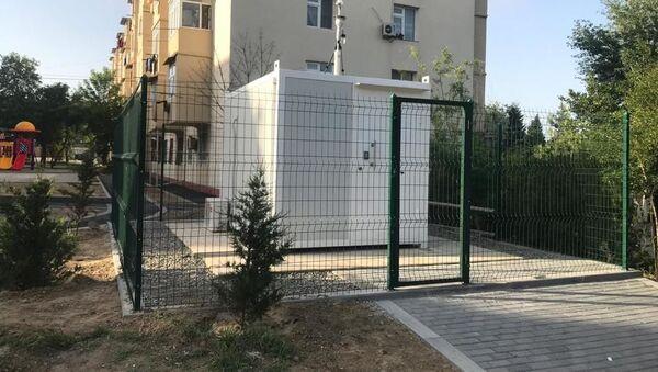 Atmosfer havasının keyfiyyətini ölçmək üçün müasir avtomat stansiyalar  - Sputnik Azərbaycan