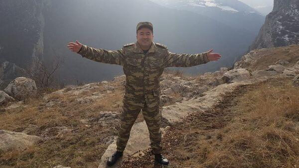 Таир Иманов, фото из архива - Sputnik Азербайджан