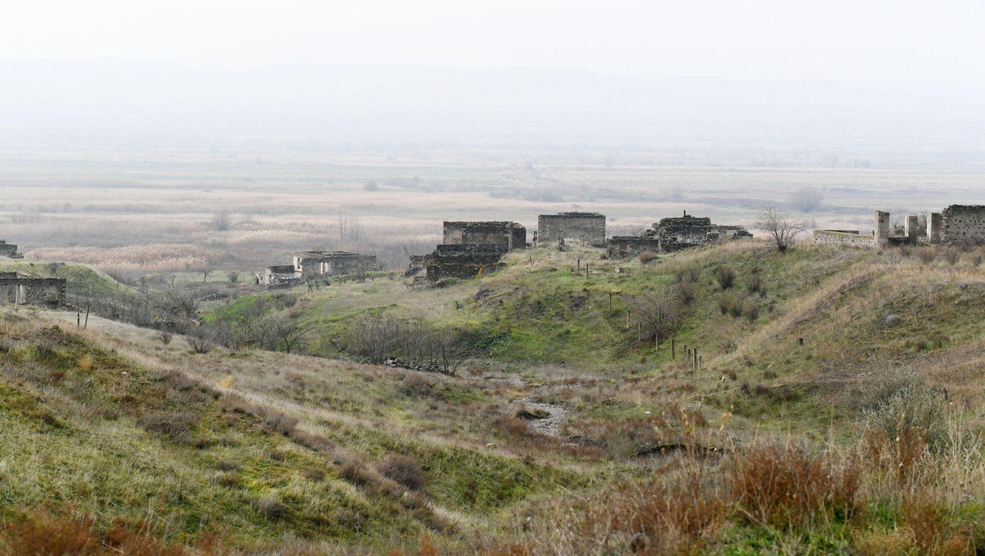 Qubadlı rayonu - Sputnik Азербайджан, 1920, 07.04.2021