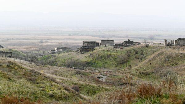 Qubadlı rayonu - Sputnik Азербайджан