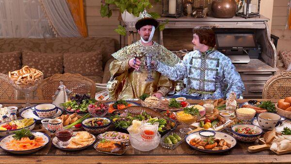 «Новый год без хлопот» — новогоднее предложение от Мари Ванны - Sputnik Азербайджан