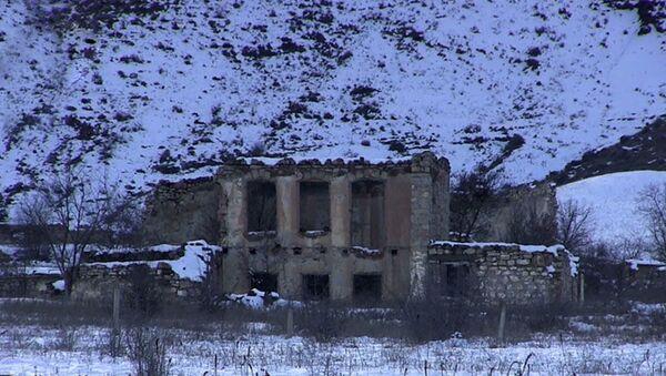 İsaqlı kəndi - Sputnik Азербайджан