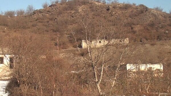 Bağlıpəyə kəndi - Sputnik Azərbaycan