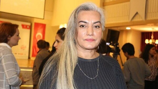 Bəstəkar Nailə Mirməmmədli - Sputnik Azərbaycan
