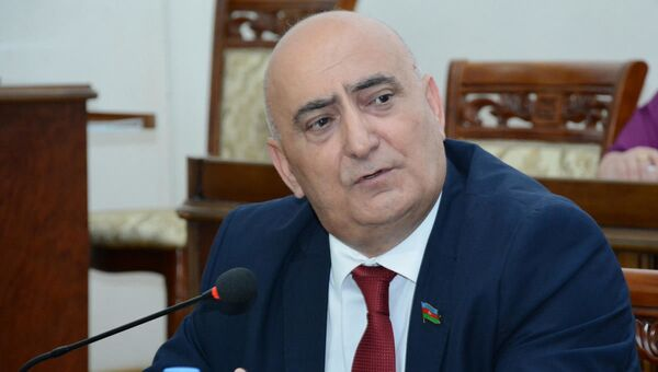 Муса Гасымлы, фото из архива - Sputnik Азербайджан